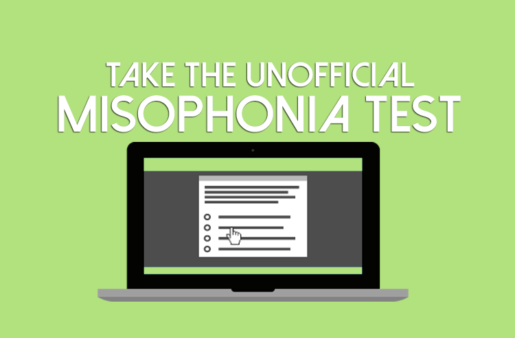 unofficial misophonia test