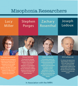 misophonia researchers
