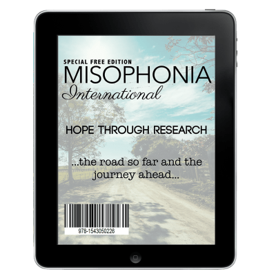 misophonia research magazine