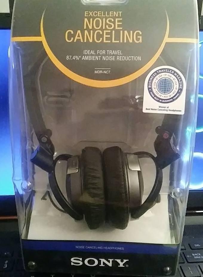 sony headphones misophonia