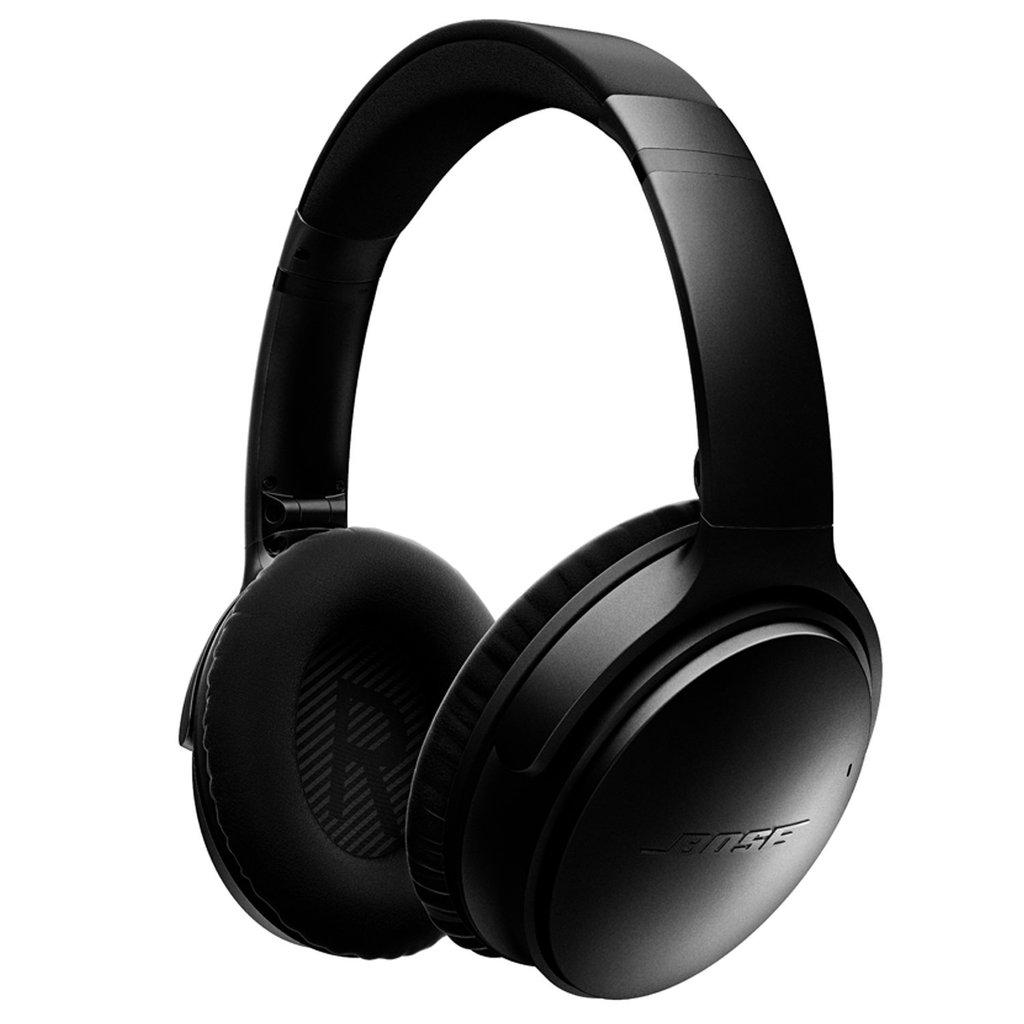Bose QuietComfort 35 Wireless Bluetooth Headphones, Black misophonia headphones