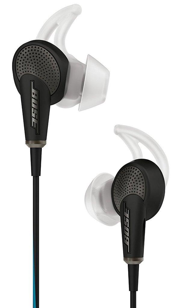 Bose QuietComfort 20 Acoustic Noise Cancelling Headphones misophonia