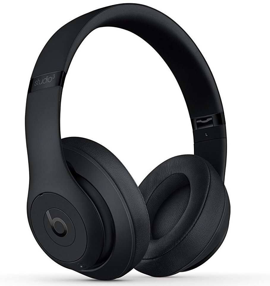Beats Studio3 Wireless Headphones misophonia headphones