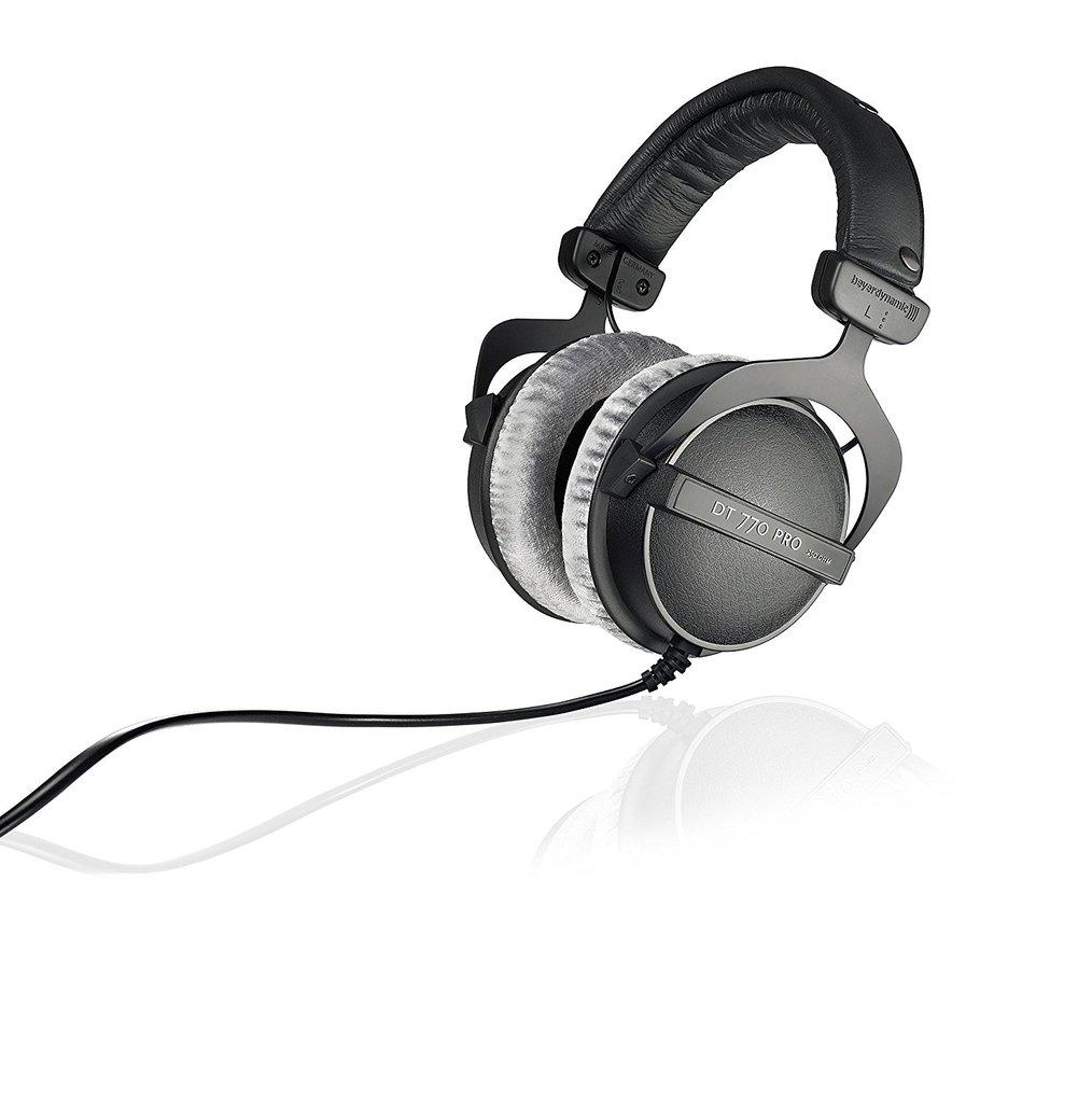 Beyerdynamic DT 770 Pro misophonia headphones
