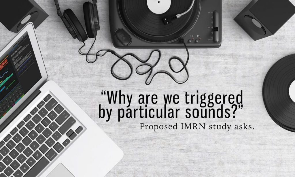 sound study misophonia research IMRN