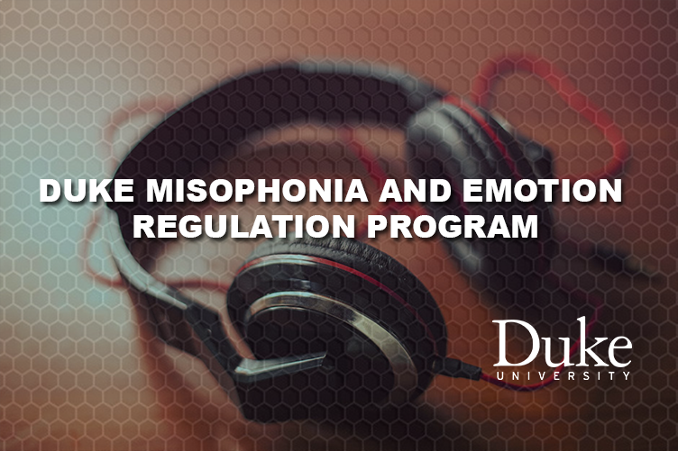 duke misophonia program