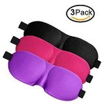 3-Pack Eye masks from Amazon