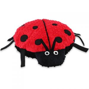 Peaceful Pals – Lila the Weighted Lovely Ladybug