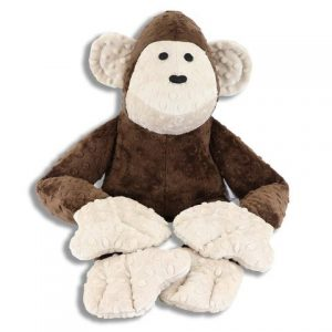 Peaceful Pals – Michael the Weighted Mellow Monkey